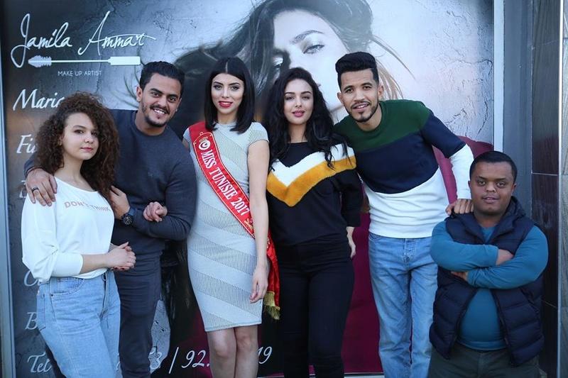 Miss TUNISIA 2018: Haifa Ghedir  26907910