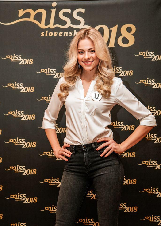 Miss Slovensko 2018 - Results! 27331610