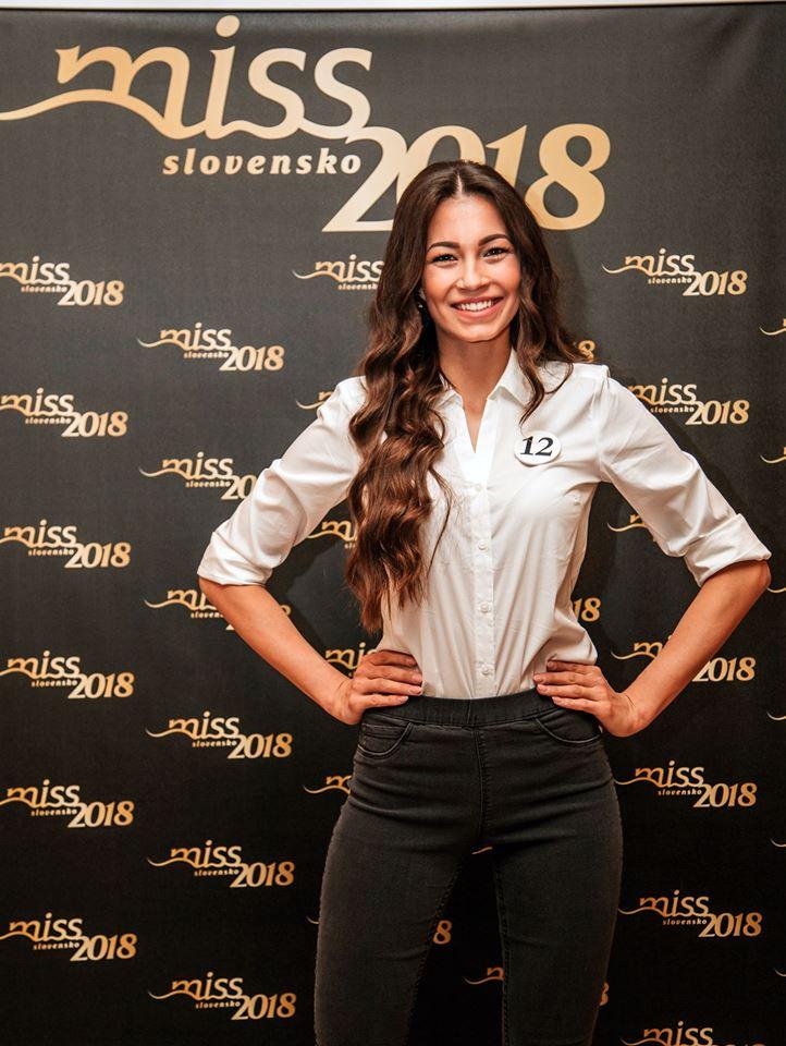 Miss Slovensko 2018 - Results! 27331910