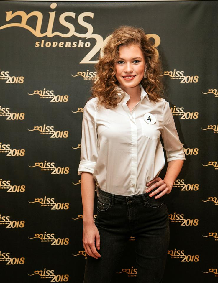 Miss Slovensko 2018 - Results! 27332010