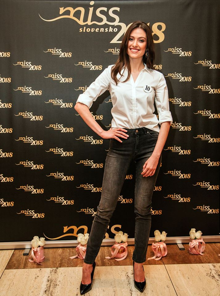 Miss Slovensko 2018 - Results! 27332011