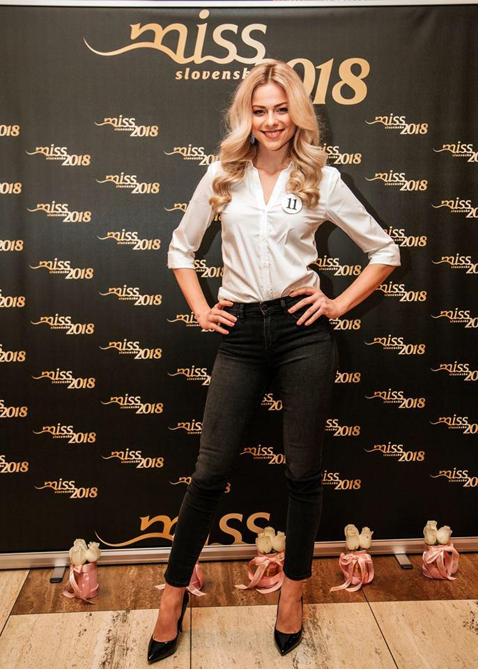 Miss Slovensko 2018 - Results! 27336310