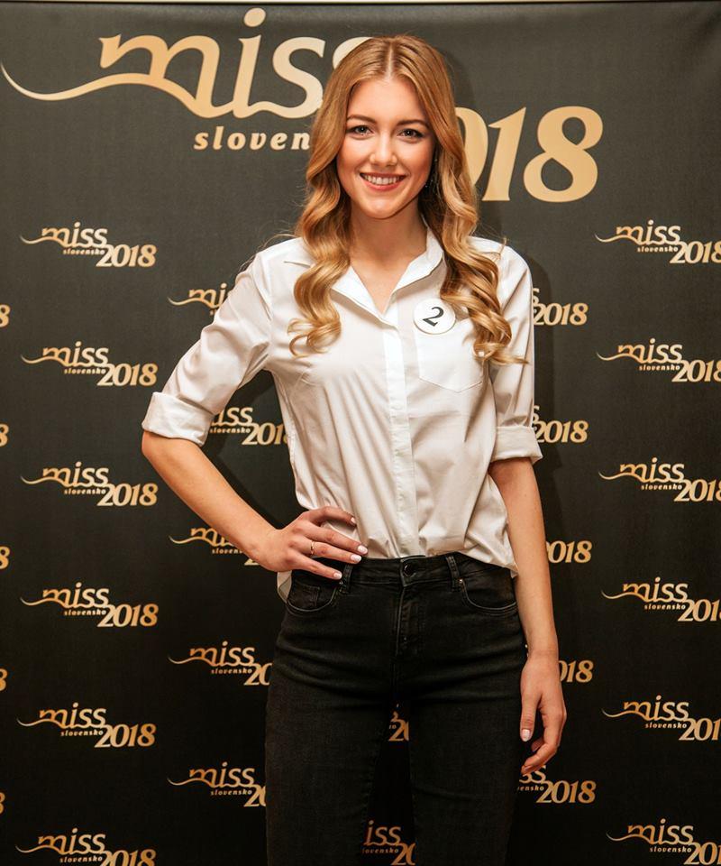 Miss Slovensko 2018 - Results! 27336510
