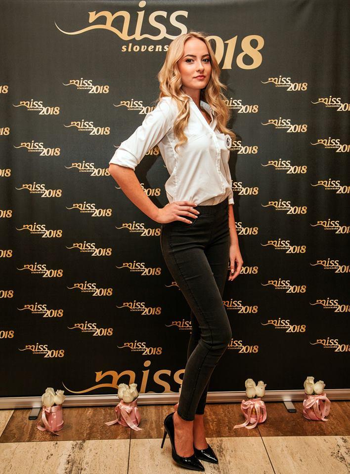 Miss Slovensko 2018 - Results! 27336910