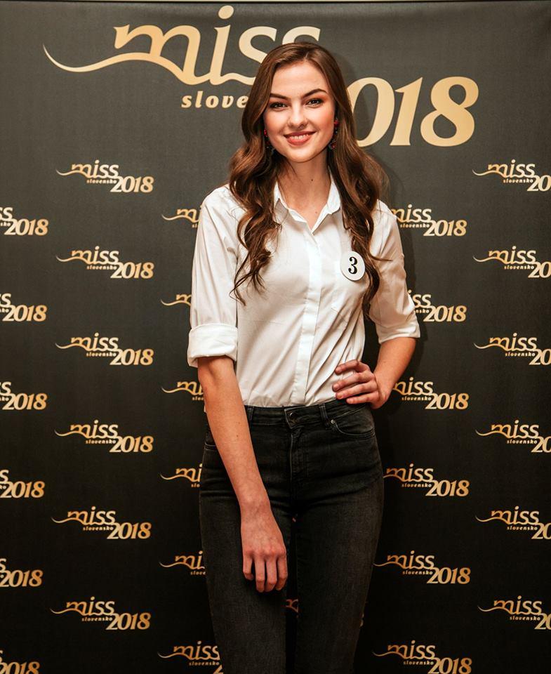 Miss Slovensko 2018 - Results! 27337210