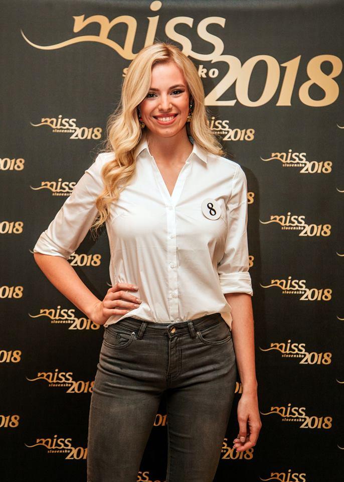 Miss Slovensko 2018 - Results! 27459010