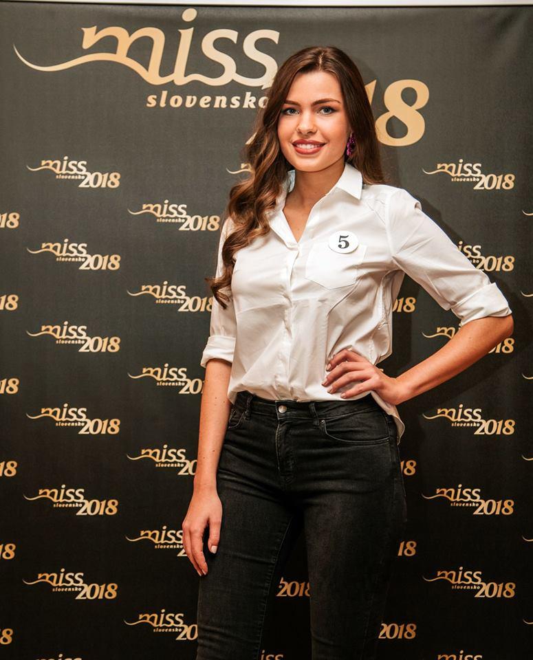 Miss Slovensko 2018 - Results! 27459110