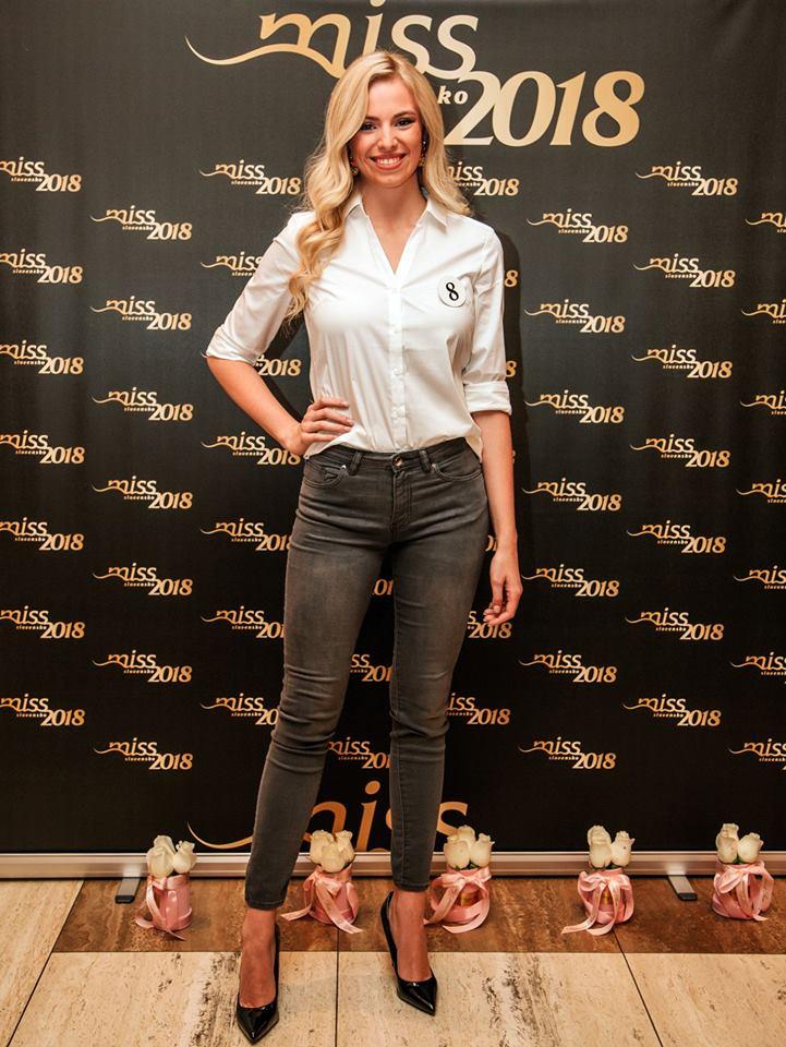 Miss Slovensko 2018 - Results! 27459310