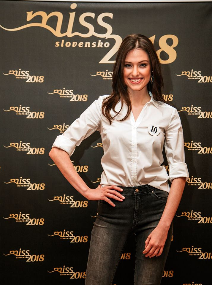 Miss Slovensko 2018 - Results! 27459510