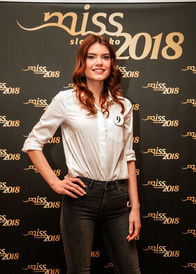 Miss Slovensko 2018 - Results! 27540611