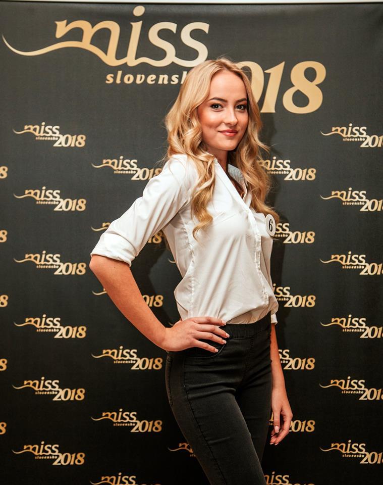 Miss Slovensko 2018 - Results! 27541012