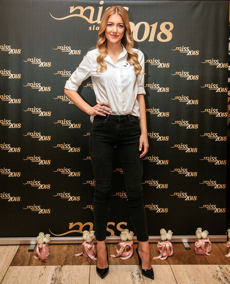Miss Slovensko 2018 - Results! 27544911