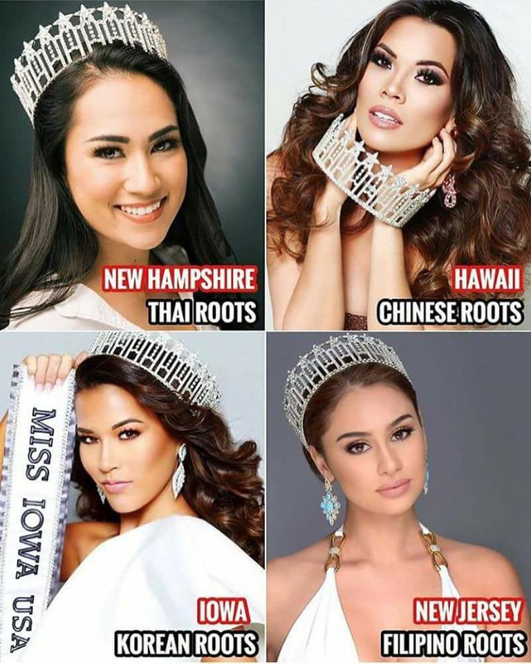 Which Asian/part  do you think have the best chances in Miss USA 2018? 27654610