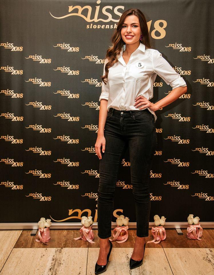 Miss Slovensko 2018 - Results! 27654911