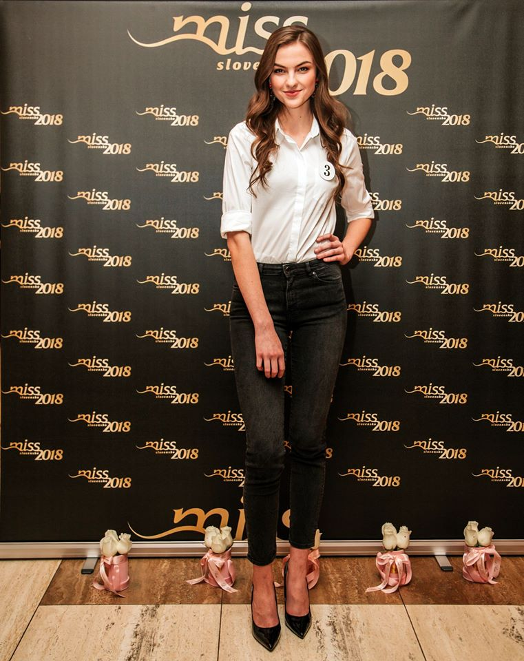 Miss Slovensko 2018 - Results! 27655511