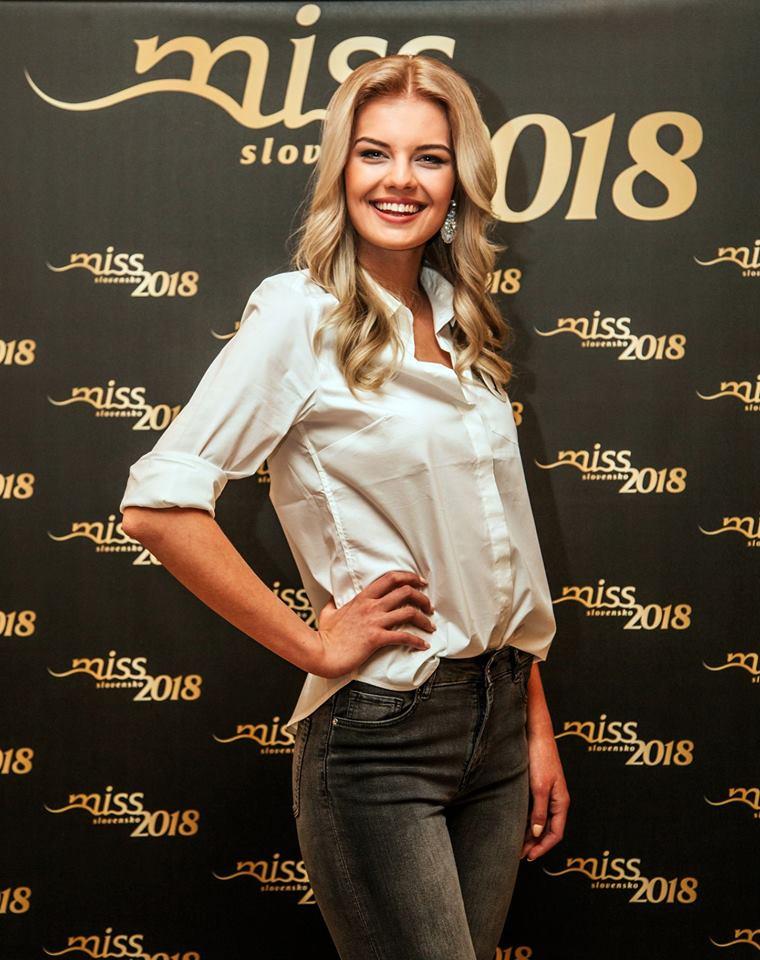 Miss Slovensko 2018 - Results! 27656912