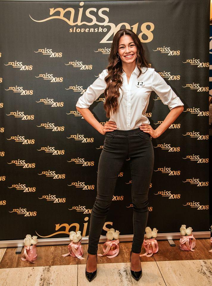 Miss Slovensko 2018 - Results! 27657310