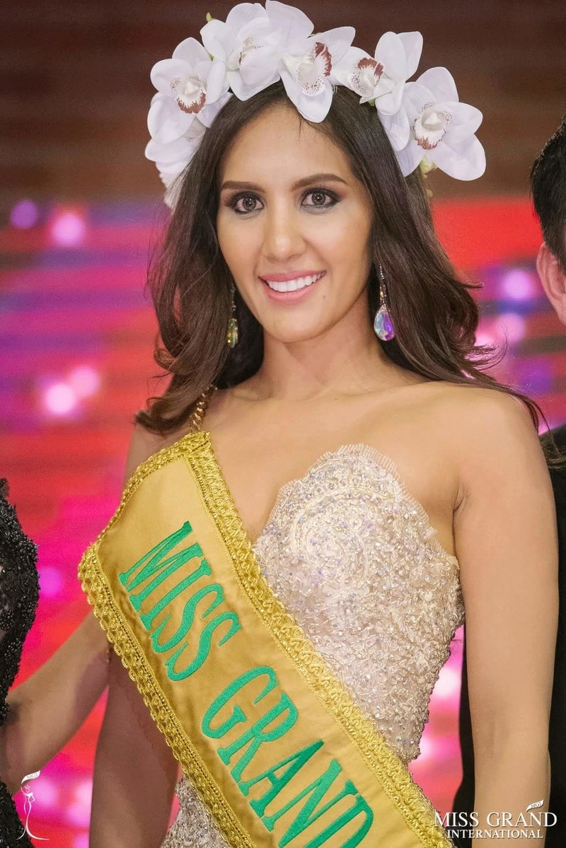 ***Road to Miss Grand International 2018 - COMPLETE COVERAGE - Finals October 25th*** 27798210