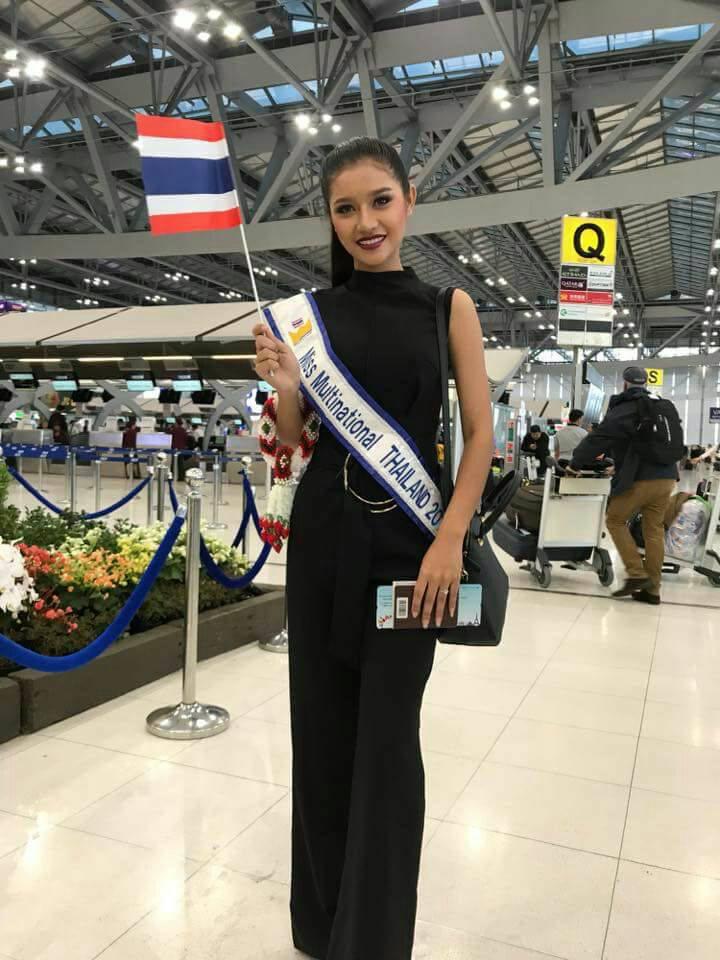Miss Multinational 2018 is Sophia Senoron of the Philippines 27867413