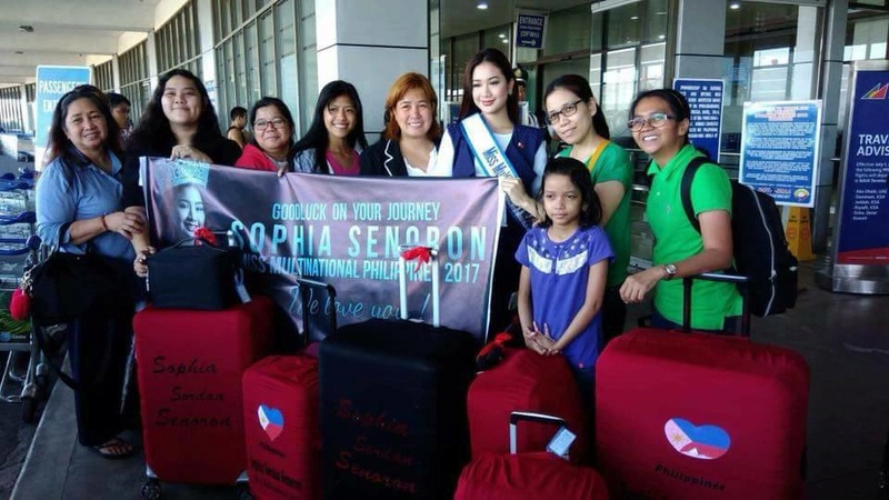 Miss Multinational 2018 is Sophia Senoron of the Philippines 27867616