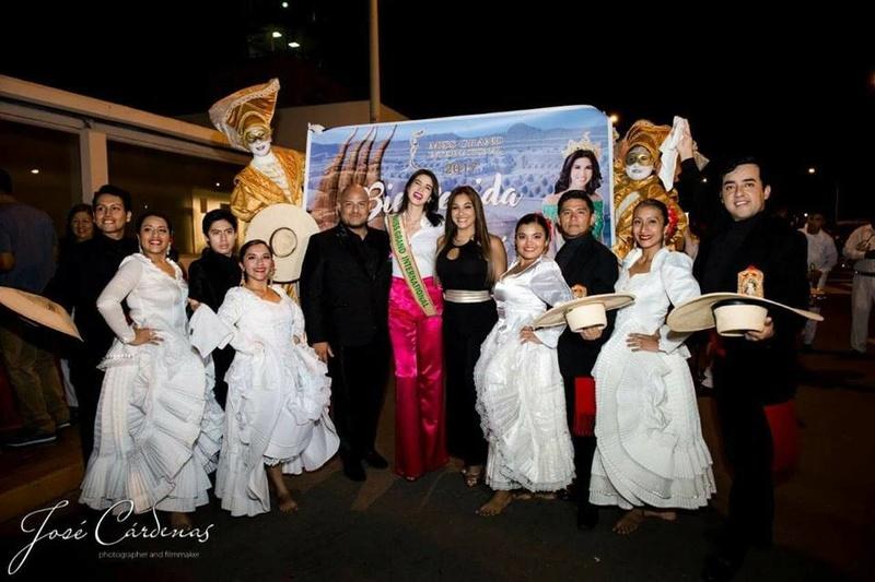 Official Thread of MISS GRAND INTERNATIONAL 2017- María José Lora - PERÚ - Page 3 27867916