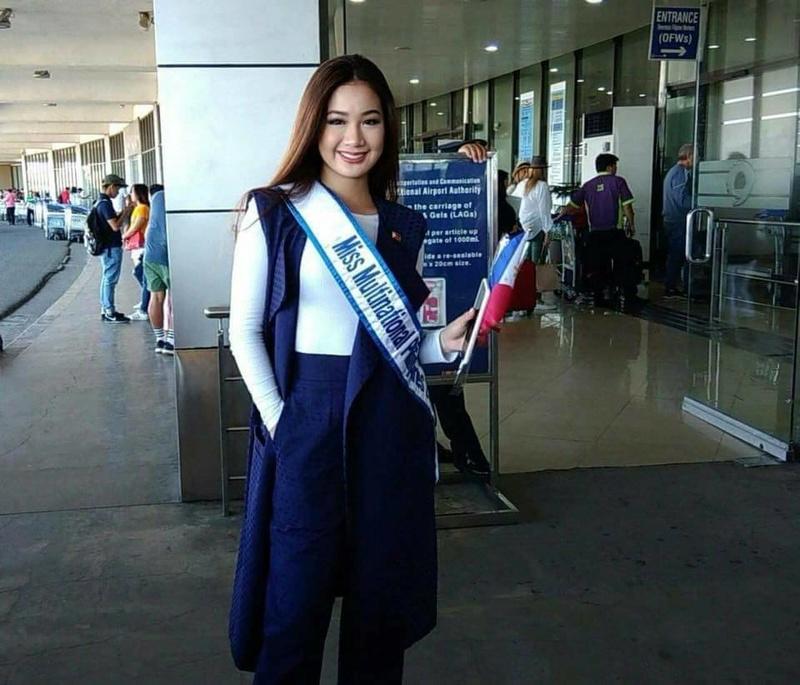 Miss Multinational 2018 is Sophia Senoron of the Philippines 28055811