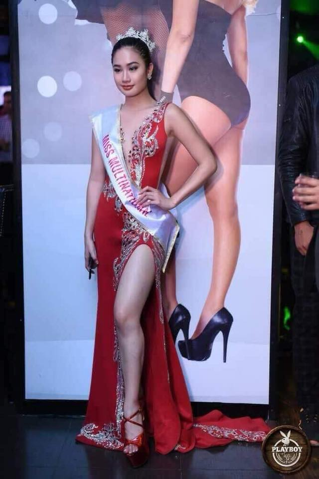 Miss Multinational 2018 is Sophia Senoron of the Philippines - Page 2 28378211