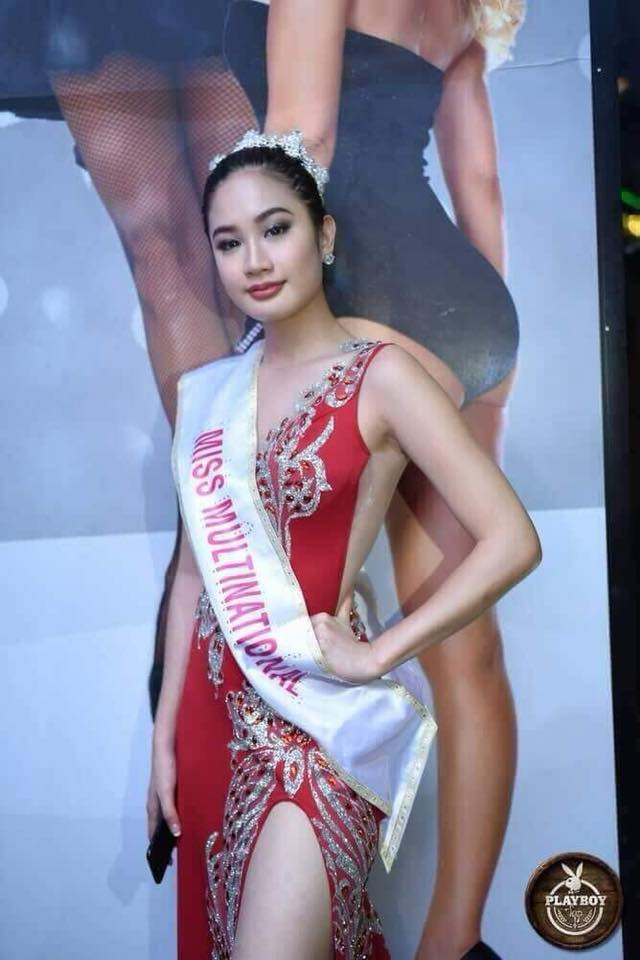 Miss Multinational 2018 is Sophia Senoron of the Philippines - Page 2 28471613