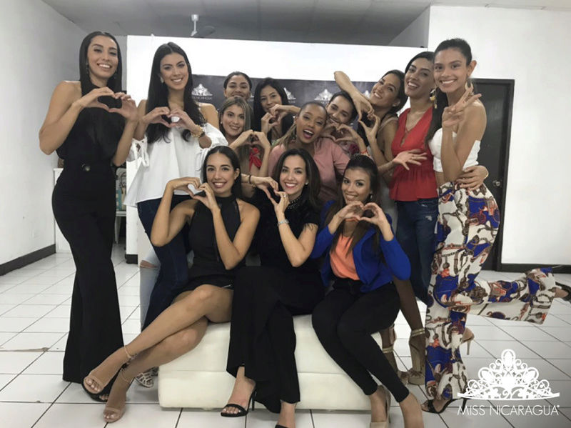 Road to Miss Nicaragua 2018 - Results from page 3 - Page 2 28576313