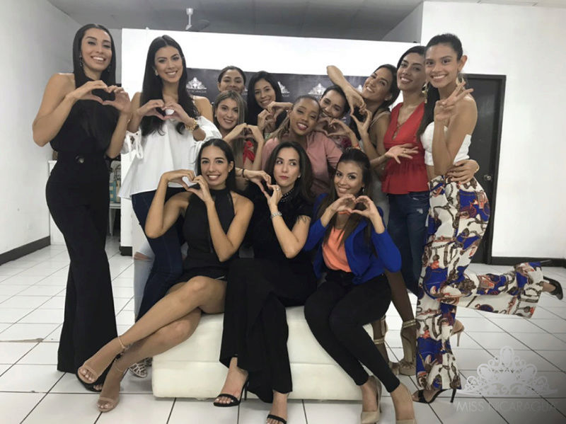 Road to Miss Nicaragua 2018 - Results from page 3 - Page 2 28577615