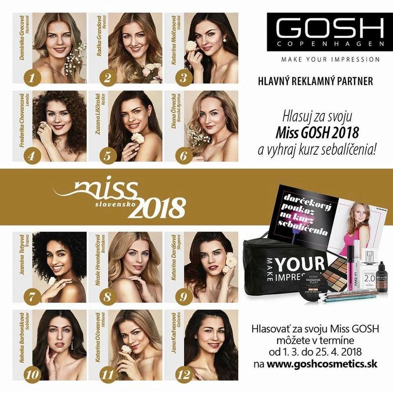 Miss Slovensko 2018 - Results! - Page 2 28660710