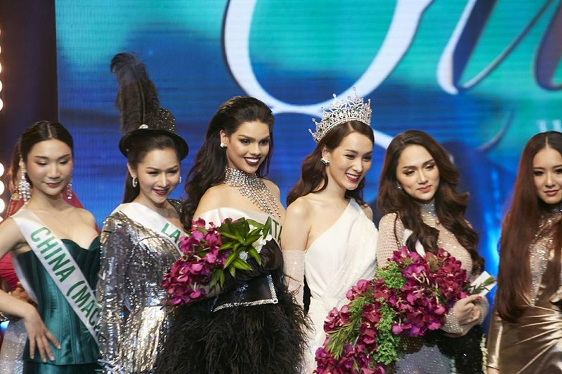 Miss International Queen 2018 Is Nguyen Huong Giang from Vietnam  - Page 2 28661110
