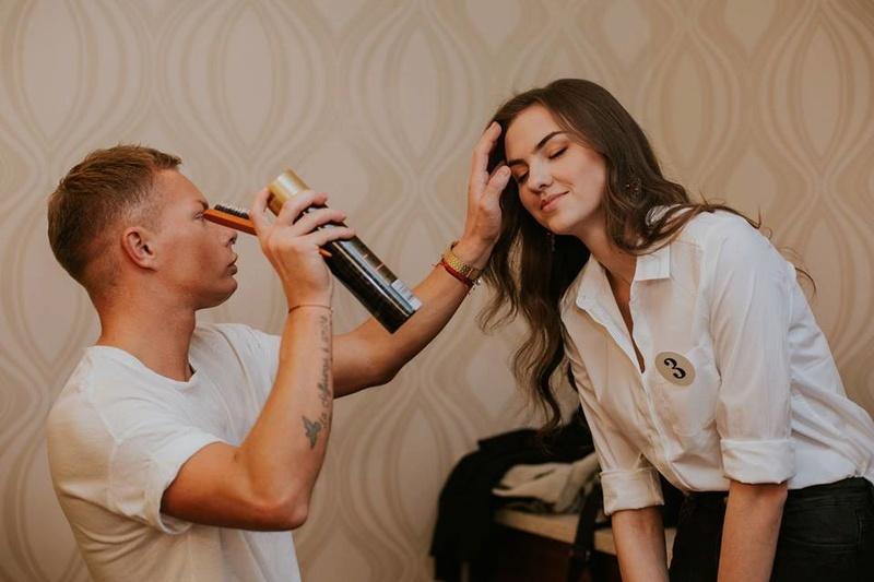 Miss Slovensko 2018 - Results! - Page 2 28685010