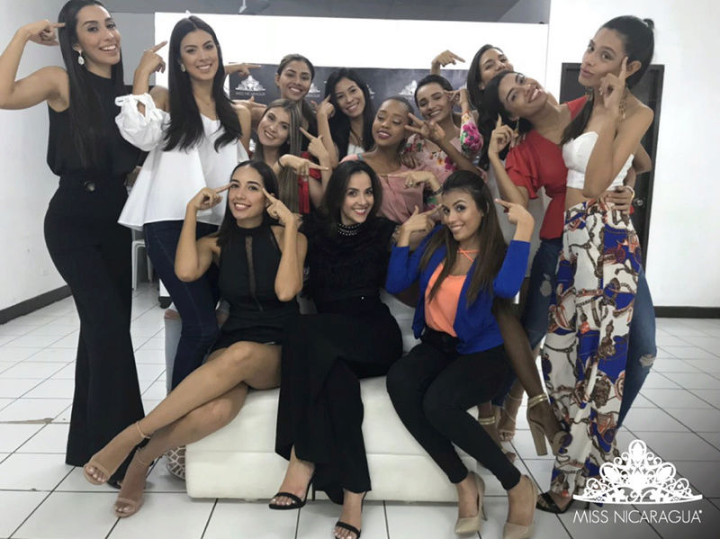 Road to Miss Nicaragua 2018 - Results from page 3 - Page 2 28783112