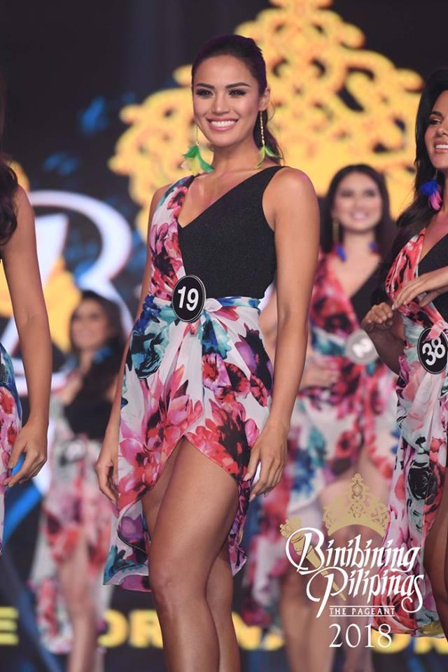 Michele Gumabao - Bb Pilipinas Globe 2018 29315110