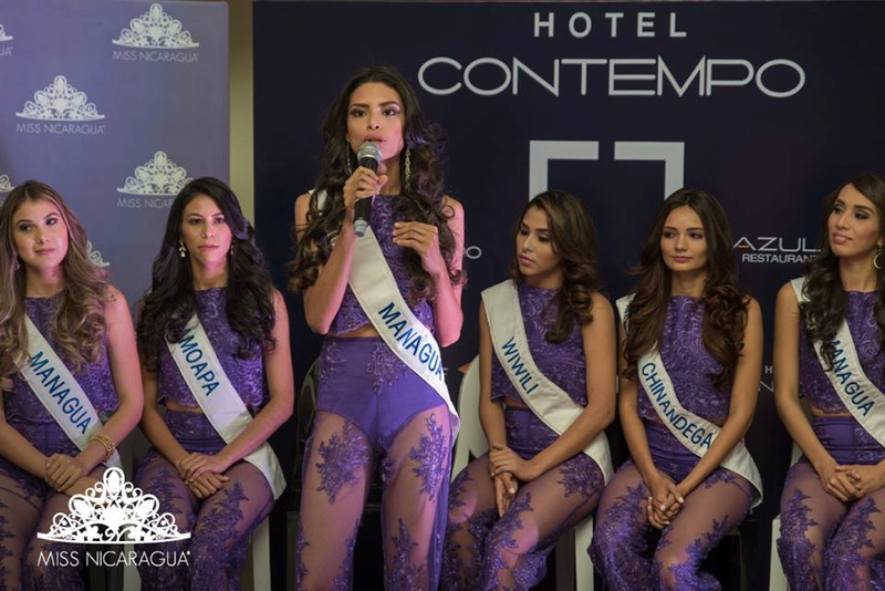Road to Miss Nicaragua 2018 - Results from page 3 - Page 3 29496310