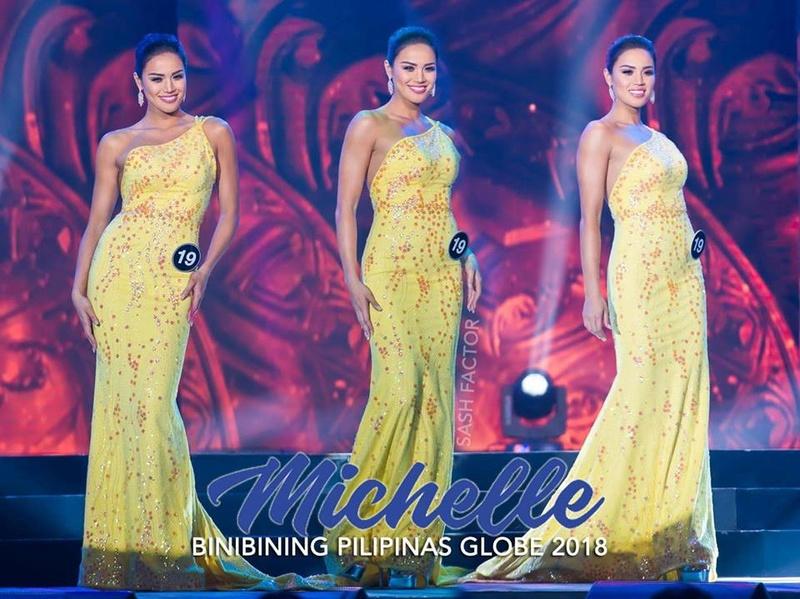 Michele Gumabao - Bb Pilipinas Globe 2018 29496710