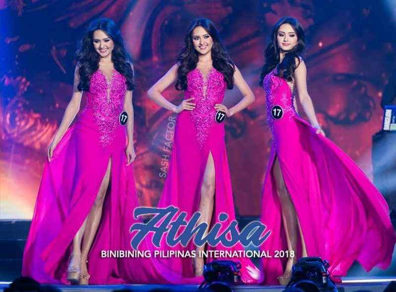 BINIBINING PILIPINAS - INTERNATIONAL 2018: Ma Ahtisa Manalo  29497110