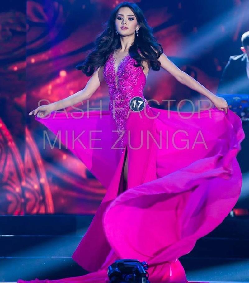 BINIBINING PILIPINAS - INTERNATIONAL 2018: Ma Ahtisa Manalo  29497810