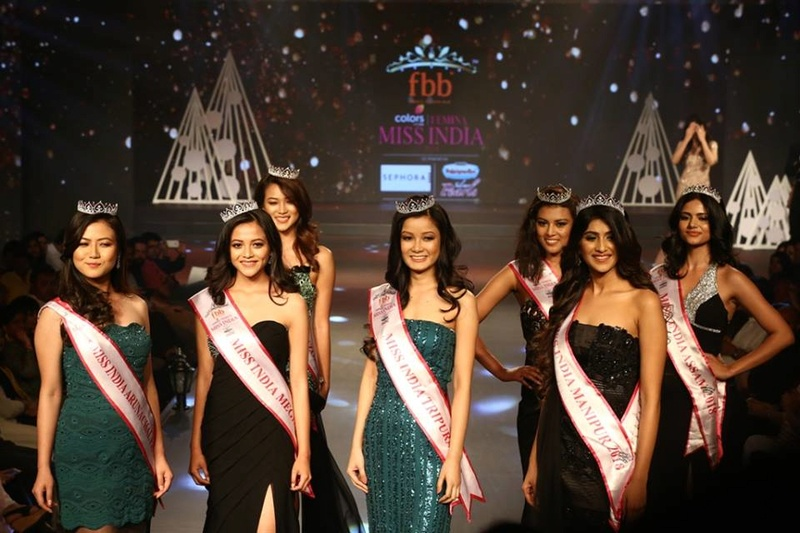 Road to Femina Miss India 2018 - Winner is Tamilnadu 29511911