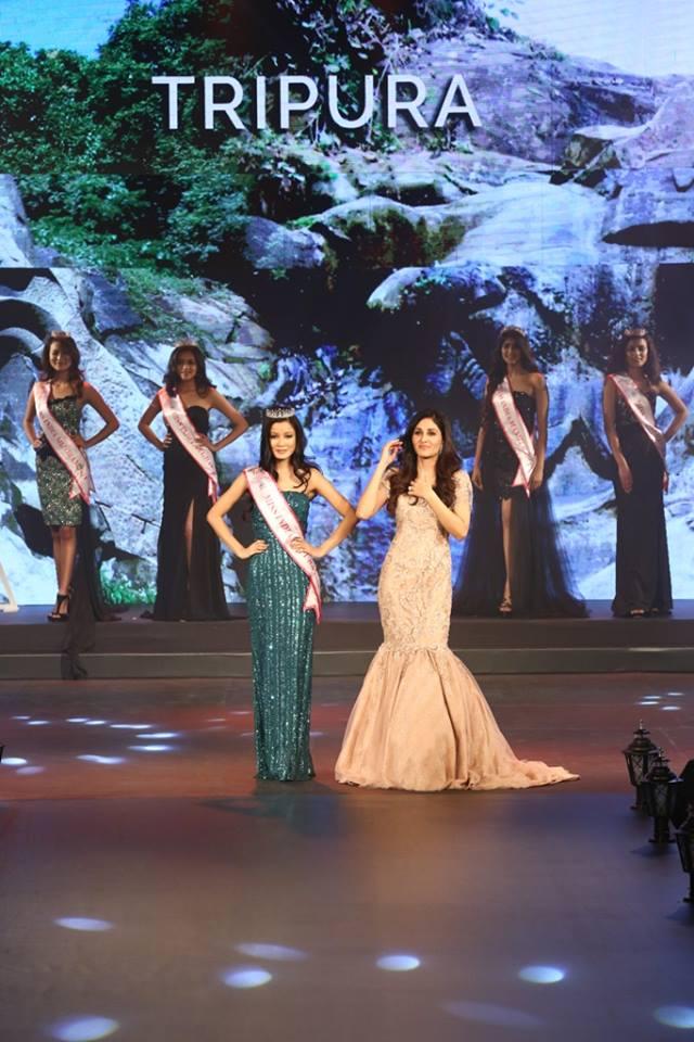 Road to Femina Miss India 2018 - Winner is Tamilnadu 29512911