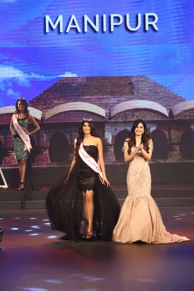 Road to Femina Miss India 2018 - Winner is Tamilnadu 29543111