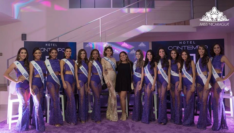 Road to Miss Nicaragua 2018 - Results from page 3 - Page 3 29573010