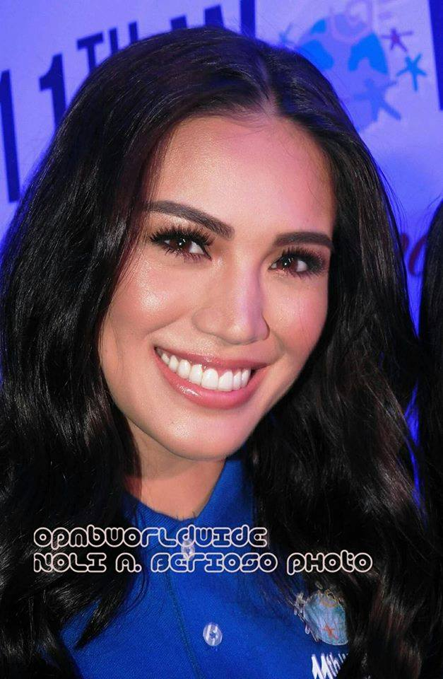 Michele Gumabao - Bb Pilipinas Globe 2018 29595314