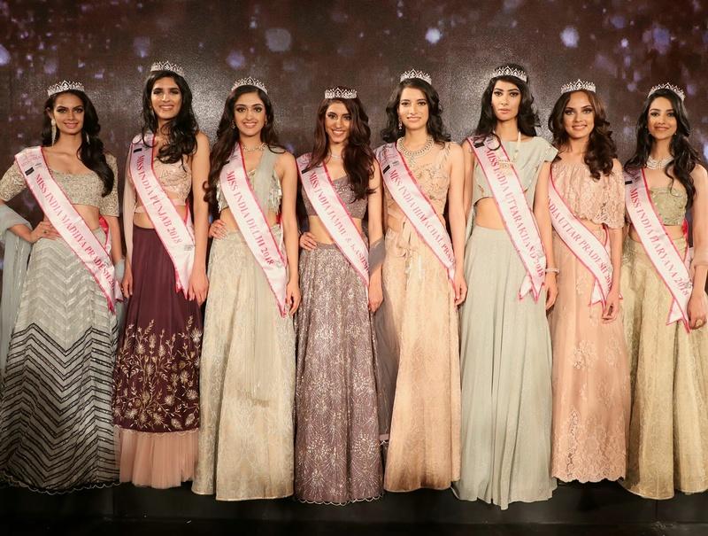 Road to Femina Miss India 2018 - Winner is Tamilnadu 30171310