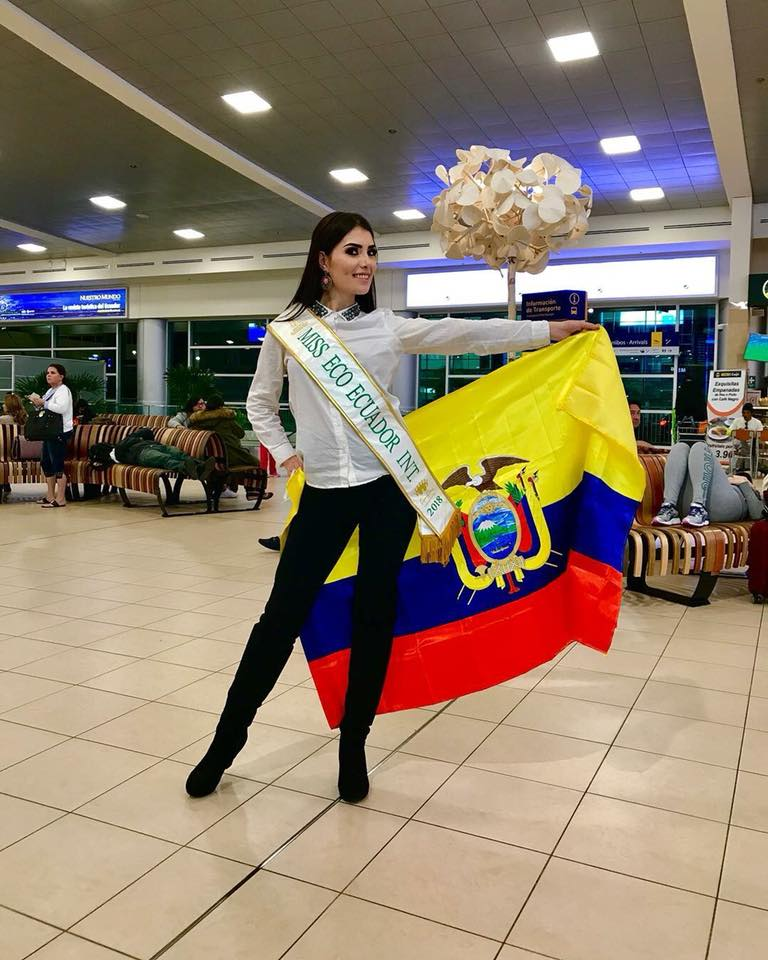Road to Miss Eco International 2018 is PHILIPPINES!!!! - Page 2 30412311