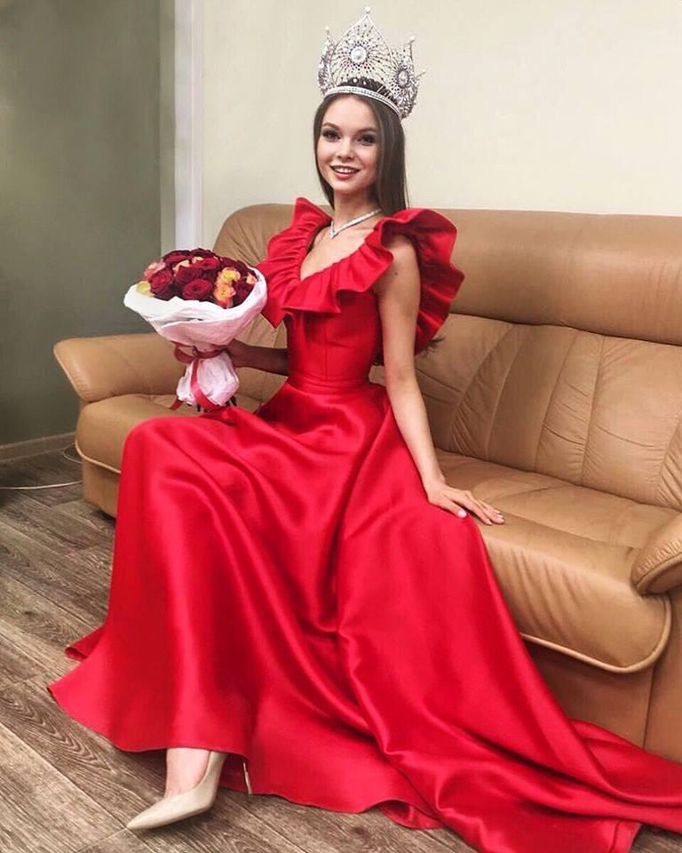 MISS RUSSIA 2018: Yulia Polyachikhina - Page 2 31077011