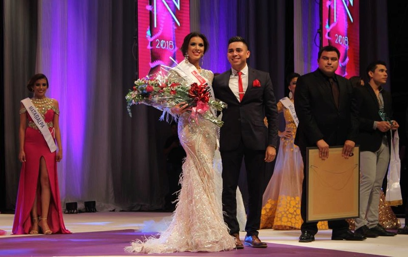 Adriana Paniagua (NICARAGUA 2018) 3108