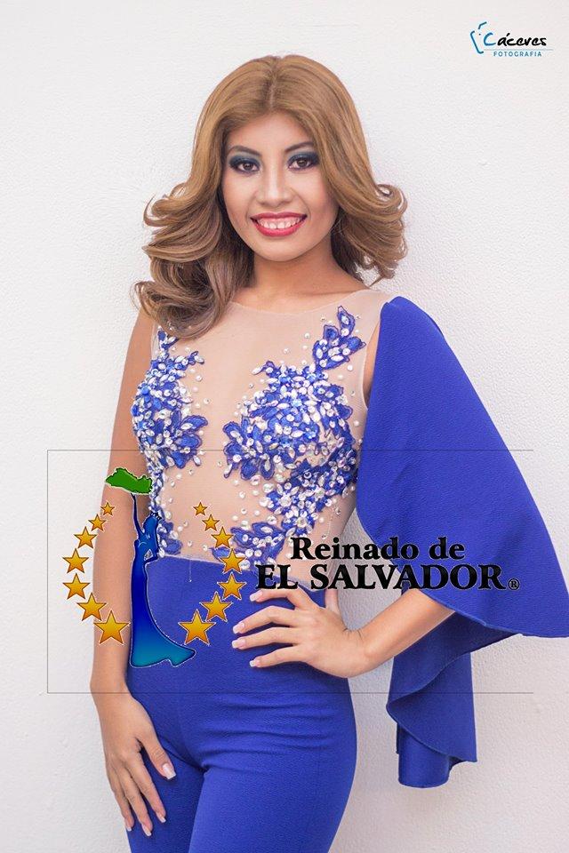 Candidatas a Reinado de El Salvador 2018  * Final 16 de junio * - Página 2 31301913