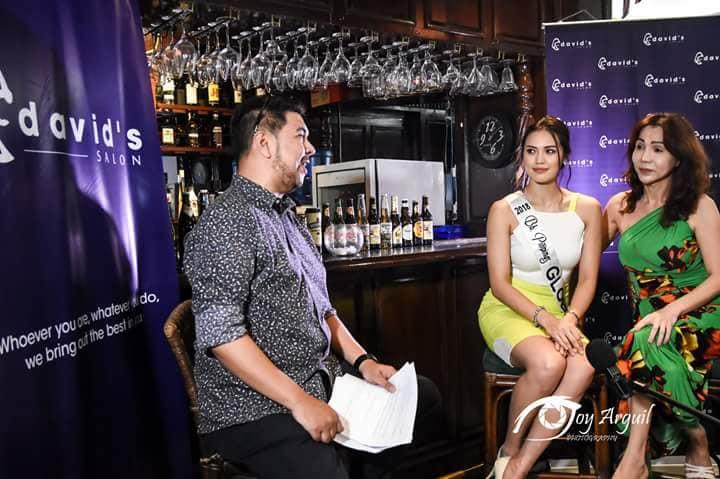 Michele Gumabao - Bb Pilipinas Globe 2018 31302011